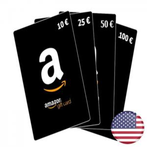 Carte Amazon USA